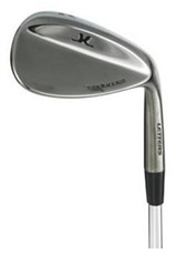 John Letters MM Satin Chrome wedge