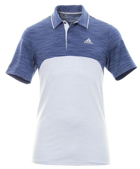 Adidas Ultimate365 Heather męskie polo