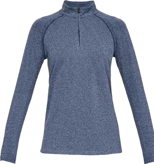 Under Armour Vanish Seamless 1/4 Zip LS bluza damska