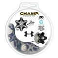 Champ Zarma Tour Under Armour golfowe spiki, Slim-Lok, 20 sztuk