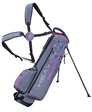 Big Max Heaven 7 stand bag, szaro/fuksiowy
