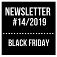 Newsletter 2019/14: Black Friday